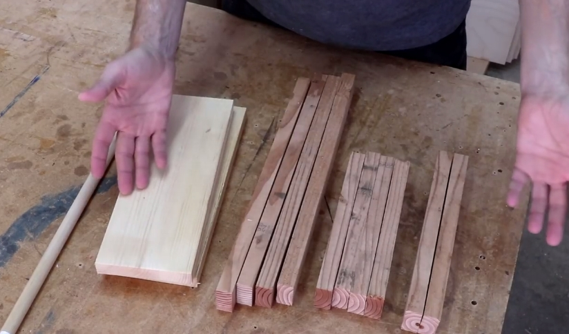 How To Build A Folding Stool For Woodwork Beginners